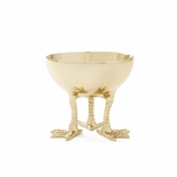 Beastly Brass Bowl | Talons