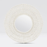Beatrice Wood Mirror | White