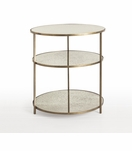 Bel Air Large Side Table | Brass