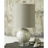 Belinda Shell Lamp