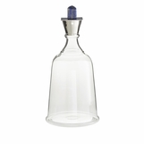 Bella Decanter | Lapis & Nickel