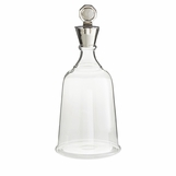 Bella Decanter | Quartz & Nickel
