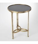 Belvedere Side Table | Small Brass