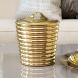 Bette Ice Bucket | Brass