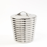 Bette Ice Bucket | Nickel