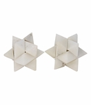 Bono Stone Objects/Puzzle Set | Stars