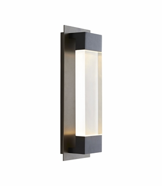 Booker Outdoor Sconce | Dark Brass