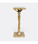 Bosque Cocktail Table | Brass