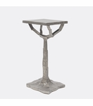 Bosque Cocktail Table | Silver
