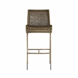 Boyce Rattan Bar Stool | Bar Height