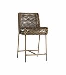 Boyce Rattan Bar Stool | Counter Height