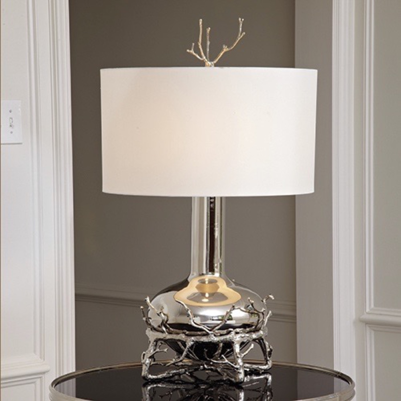 Table Lamps Lighting: Branches Table Lamp