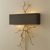 Branches Wall Sconce | Brass