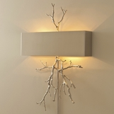 Branches Wall Sconce | Nickel