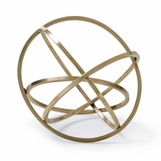 Brant Ellipses Object | Brass