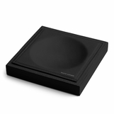 Brennan Leather Catchall Tray | Black