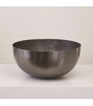 Bryson Grid Bowl | Blackened Nickel