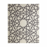 Burgos Wool Rugs | Grey