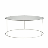Cambry Nickel Coffee Table
