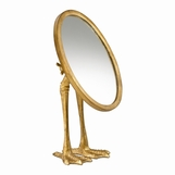 Canard Table Mirror | Gold