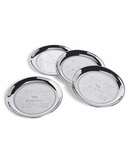 Cantwell Stainless Steel Coasters