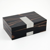 Carmello Jewelry Box | Ebony