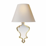 Caroline Wall Sconce | Brass