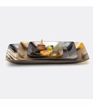Cary Horn Trays Set | Rectangular