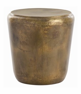 Catalan Brass Side Table
