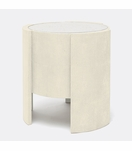 """Cayman """"Shagreen"""" Side Table 