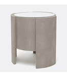 "Cayman ""Shagreen"" Side Table 