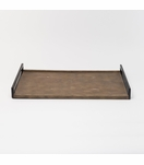 Cebu Shagreen Tray | Natural
