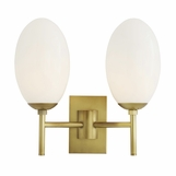 Celia Double Sconce