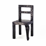 Chair Bronze Sculpture | Leggy