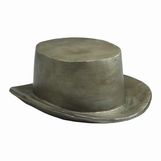 Charlie Pewter Hat Object