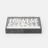 "Chase ""Shagreen"" Domino Box"