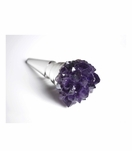 Cluster Bottle Stopper | Amethyst