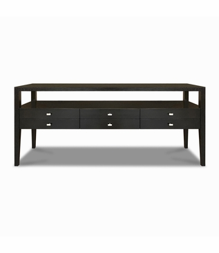 Cohen 6-Drawer Console Table
