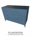 Cohen Dresser | Painted