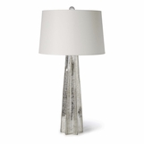 Comet Table Lamp | Mercury Glass