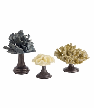 "Ariel ""Coral"" Sculptures 