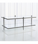 Corbett Coffee Table | Iron