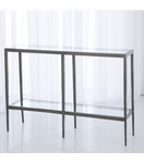 Corbett Console Table | Iron