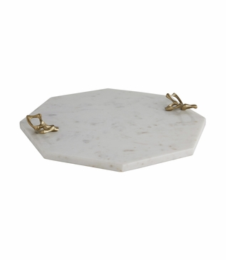 Courtney Marble Tray