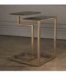 Covet Marble Nesting Tables | Brass