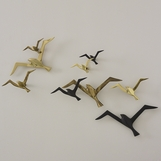 Covey Wall Sculpture Sets