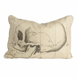 Cranio Linen Pillow | No. 1
