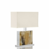 Sami Luxury Horn Lamp | Short