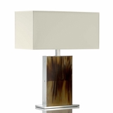Sami Luxury Horn Lamp | Tall