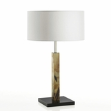 Cubo Luxury Horn Table Lamp